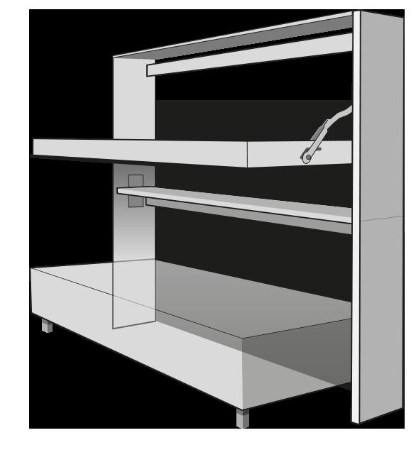 Capacity Bed Combi