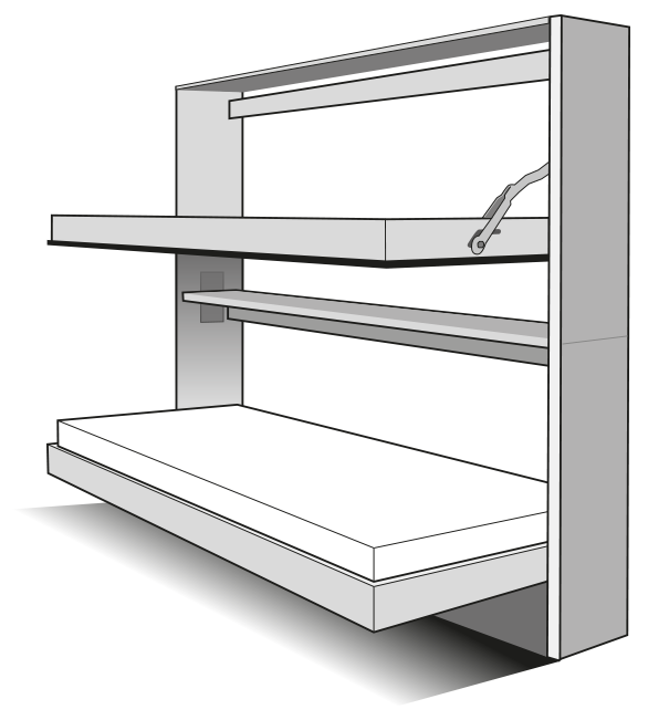 Capacity Bed Double